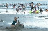 Dà Nang ferme à nouveau des plages en raison du COVID-19