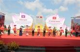 Des ouvrages commémorant le salut national du Premier ministre Hun Sen à Binh Phuoc
