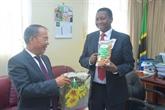Vietnam - Tanzanie : des perspectives de coopération agricole