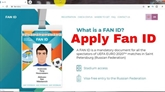 Avertissement sur l'utilisation de FAN ID des supporteurs vietnamiens pour se rendre en Russie