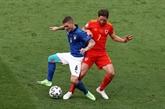 Euro : trois sur trois pour l'Italie, Galles qualifié aussi malgré tout