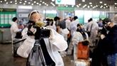 Les journalistes de VNA au front contre le COVID-19