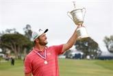 Golf : Jon Rahm, premier roi d'Espagne à l'US Open