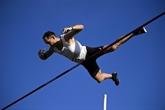 Athlétisme : Renaud Lavillenie passe 5,92 m à Chorzow