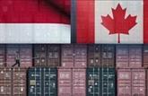L'Indonésie et le Canada négocient un accord de partenariat économique global