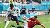 Euro : la France qualifiée pour les 8e mais sans Dembélé, blessé et forfait