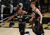 NBA : Atlanta va en finale à l'Est, Phoenix maîtrise les Clippers