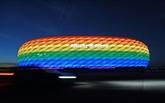 L'UEFA refuse l'illumination du stade de Munich en arc-en-ciel pour Allemagne - Hongrie