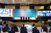 ASEM : renforcement du partenariat Asie - Europe