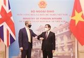 Resserrer la coopération Vietnam - Royaume-Uni