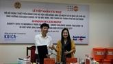 Le FNUAP offre une assistance aux femmes et filles vietnamiennes dans des foyers épidémiques