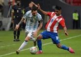 Copa América : Argentine qualifiée et Messi record, au bout de l'ennui