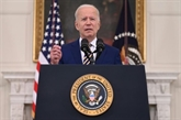 COVID-19 : un premier objectif de vaccination manqué pour Biden