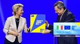 L'Italie de Mario Draghi touchera bientôt son premier chèque de Bruxelles