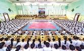 Le dojo Nghia Dung Karaté-Do à Huê, une véritable école de vie