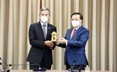 Hanoï et Singapour encouragent une coopération plus approfondie