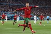 Euro : Ronaldo, buteur record parmi les nations