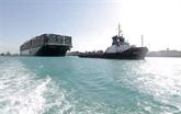 Canal de Suez : accord