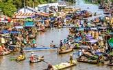 La région de Cân Tho, toujours plus attractive