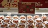 Semaine des produits vietnamiens au Japon