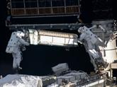 Thomas Pesquet a entamé sa 3e sortie dans l'espace en un peu plus d'une semaine