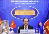 Le Vietnam à la réunion des hauts officiels des pays participant au Sommet de l'Asie de l'Est