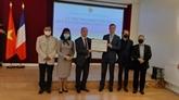 Mobilisation d'associations vietnamiennes et françaises en faveur du Fonds pour le vaccin