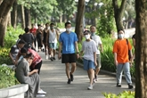 Hanoï autorise des activités sportives en plein air à partir du 26 juin
