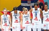 Euro de basket : la désillusion pour les Françaises, une nouvelle fois maudites en finale