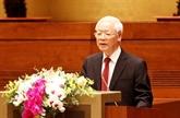 Allocution du SG du PCV au séminaire sur l'application de la pensée Hô Chi Minh
