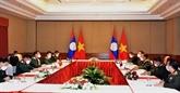 Le Vietnam et le Laos promeuvent la coopération dans la défense