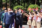 Déclaration commune Vietnam - Laos