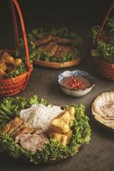 Bún đâu mam tôm, une spécialité culinaire typique de Hanoï