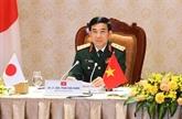 Promouvoir la coopération vietnamo-japonaise en matière de défense