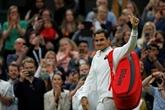 Wimbledon : Serena abandonne, Federer s'en sort bien