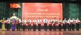 Nomination du premier vice-président du Comité populaire du district de Hoàng Sa