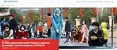 Le Vietnam possède des institutions fortes et durables pour protéger la santé publique
