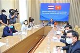 Le Vietnam et la Thaïlande tiennent leur 8e consultation politique annuelle
