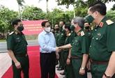 L'armée contribue activement aux acquis communs du pays, selon le Premier ministre