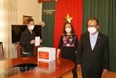 La communauté des Vietnamiens en République tchèque s'oriente vers la Patrie
