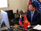 Le Vietnam et la Barbade promeuvent leur coopération bilatérale