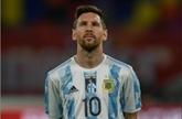 Argentine - Chili : un but et des éclairs de Messi, mais un nul pour finir