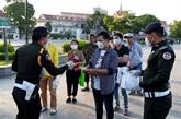 L'UE aide un projet sur la réponse au COVID-19 en Asie du Sud-Est