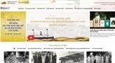 Exposition et fête des livres sur le départ de l'Oncle Hô pour trouver la voie de salut national