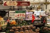 Les litchis vietnamiens font leur présence à la préfecture japonaise de Kagoshima