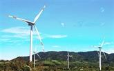 Énergie éolienne : la BAD accorde un prêt de 116 millions d'USD au Vietnam