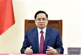 Conversation téléphonique Pham Minh Chinh - Li Keqiang
