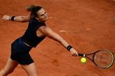 Serena Williams tient son rang, Tsitsipas et Medvedev aussi