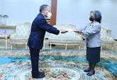 Le Vietnam et l'Éthiopie renforcent leurs relations