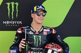 MotoGP : Quartararo encore en pole, Zarco à l'affût en Catalogne